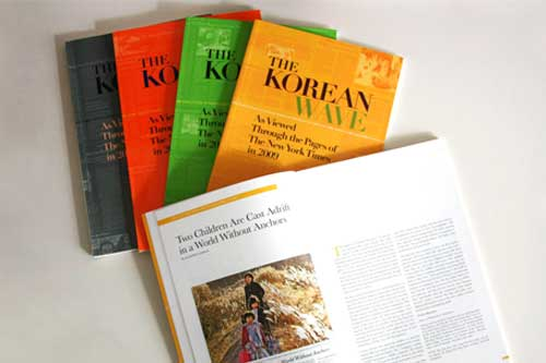 Booklet - The Korean Wave